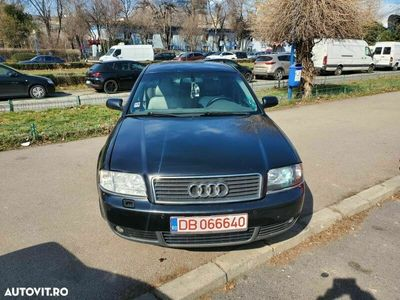 second-hand Audi A6 2.5