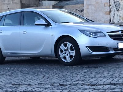 second-hand Opel Insignia automat 165 cp 108000 km clima distributie