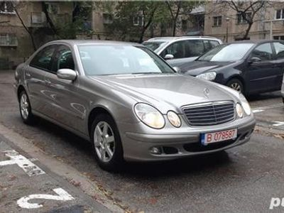 second-hand Mercedes E220 CDI