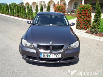 second-hand BMW 318 2008