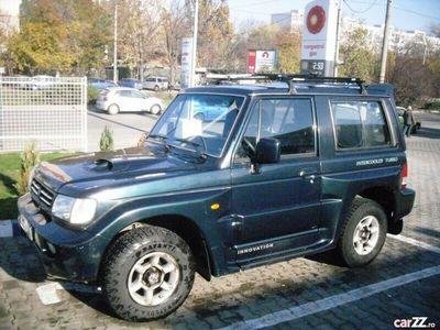second-hand Hyundai Galloper