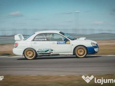 second-hand Subaru Impreza Spec C Rally Car