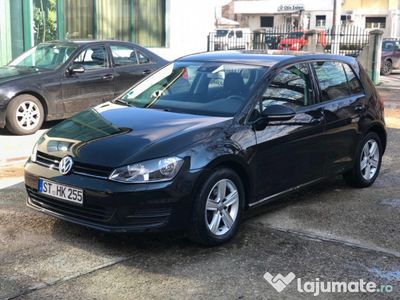 second-hand VW Golf VII automat 2.0 tdi