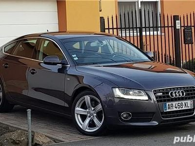 second-hand Audi A5