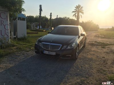 second-hand Mercedes E350