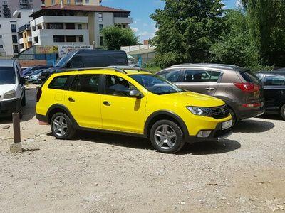 second-hand Dacia Logan MCV Stepway cu GPL