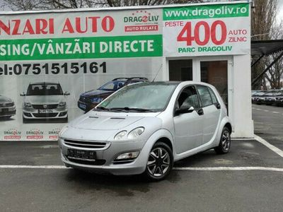 second-hand Smart ForFour 1.1Benzina,AC,2007,Finantare Rate