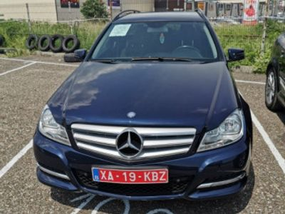 brugt Mercedes C200 w204