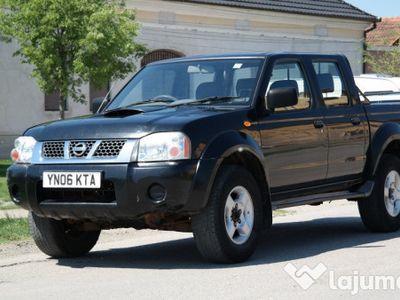 used Nissan Navara 4x4, 2.5 Diesel, an 2006