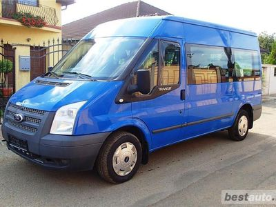 second-hand Ford Transit - 2.2 TDCi - an 2013 - clima - navigatie