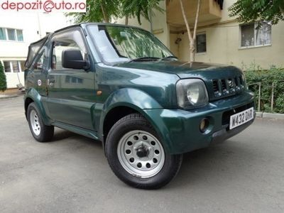 second-hand Suzuki Jimny 2000