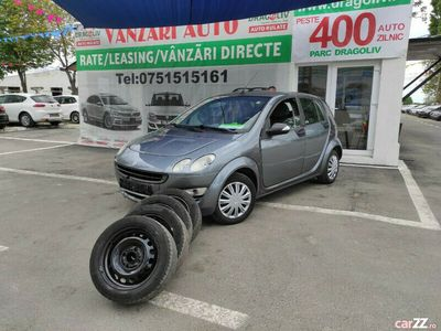 second-hand Smart ForFour 1.1Benzina,2005,Finantare Rate