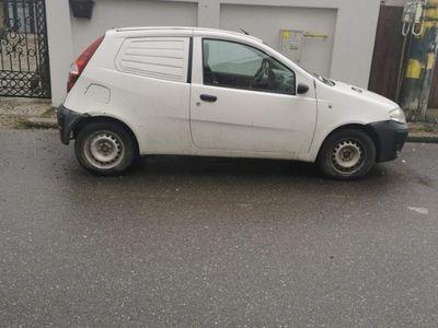 second-hand Fiat Punto Van