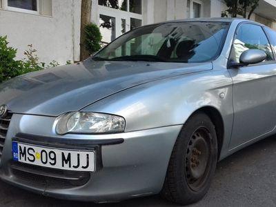 second-hand Alfa Romeo 147 105 cp 2002