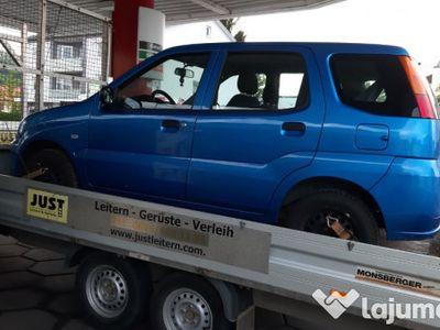second-hand Subaru Justy 4×4