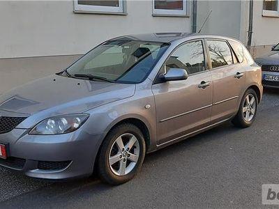 second-hand Mazda 3 1.6 cc an 2005 euro 4