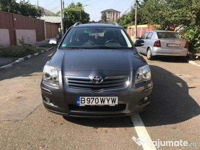 second-hand Toyota Avensis T25 2.0 D4D 2007 126 CP