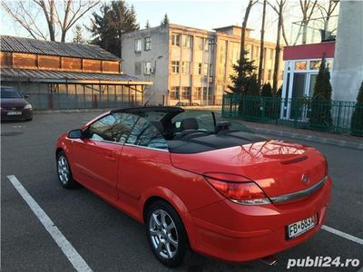 second-hand Opel Astra Cabriolet Twin Top 1.8 140 cp