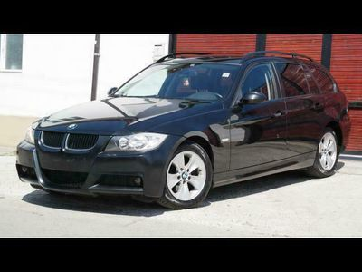 second-hand BMW 318 320d Facelift
