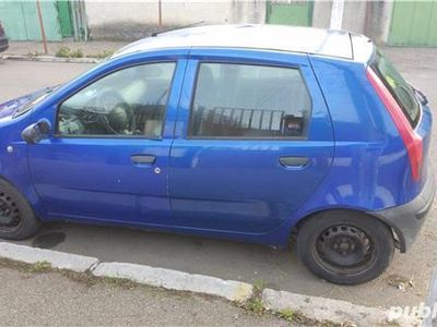 second-hand Fiat Punto