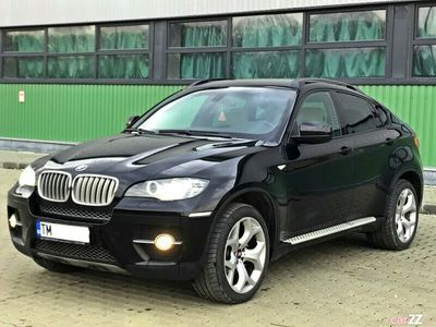 second-hand BMW X6 // 2011 // 4.0D TwinTurbo 306 cp // EURO 5 //