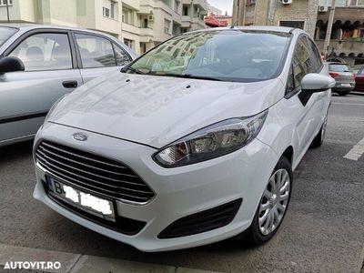 used Ford Fiesta Mk6