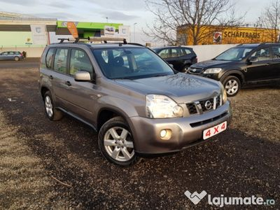 second-hand Nissan X-Trail an 2010 4x4 2.0 diesel rate leasing