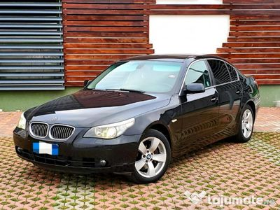second-hand BMW 530 Seria 5 E60X-Drive 231 Hp Adus Recent
