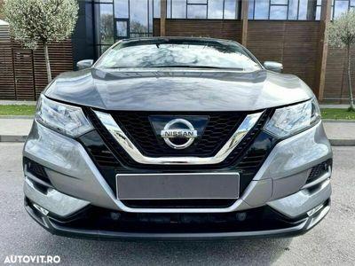 second-hand Nissan Qashqai 1.6L