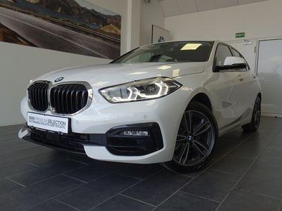 second-hand BMW 118 1 Series Coupé i Sport Line
