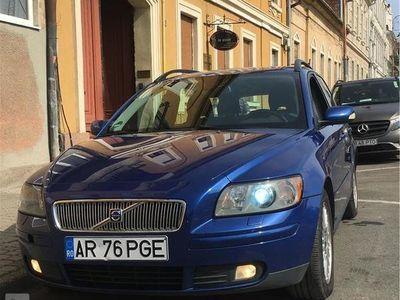 second-hand Volvo V50 confortabil si fiabil