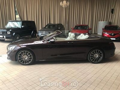second-hand Mercedes S560 din 2018