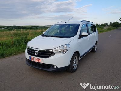 second-hand Dacia Lodgy 1,5 dci 90 cp