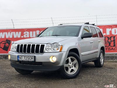 second-hand Jeep Grand Cherokee 2008, 3.0 d, automat, full, rate