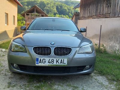 second-hand BMW 2000 seria 5 facelift an 2007 motordiesel
