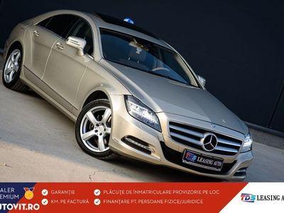 second-hand Mercedes CLS350
