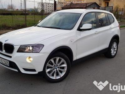 used BMW X3 2.0d X-drive 2014