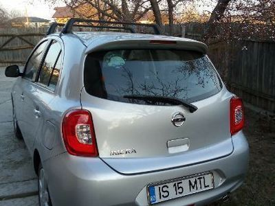 used Nissan Micra K12