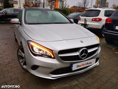 second-hand Mercedes CLA200 CLA