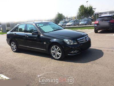 brugt Mercedes C200 din 2011
