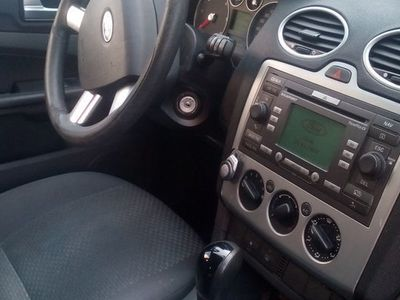 second-hand Ford Focus 2006