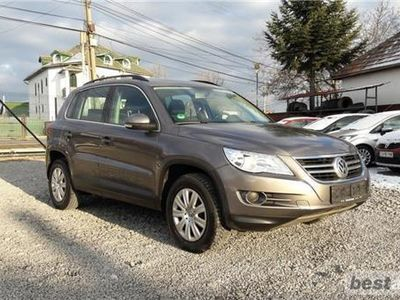 second-hand VW Tiguan 2.0 Tdi 4 Motion Euro 5