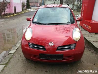 second-hand Nissan Micra euro4