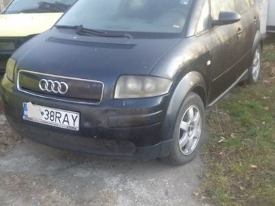 second-hand Audi A2 14 tdi
