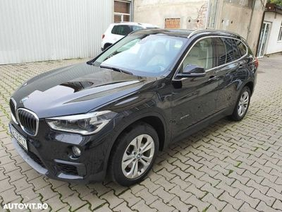 second-hand BMW X1 xDrive18d