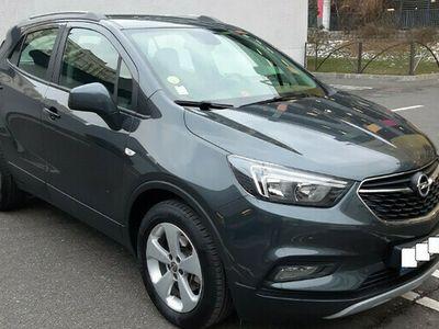 second-hand Opel Mokka X 1.6 CDTI Model Business, 2018 Euro 6, 61000 km