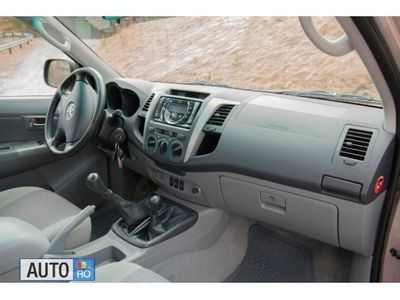 second-hand Toyota HiLux original