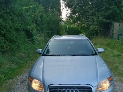 second-hand Audi A4 Avant