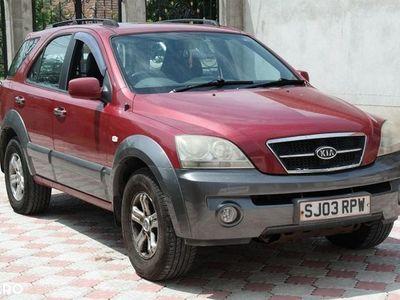 used Kia Sorento 4x4, 2.5 Diesel, an 2003