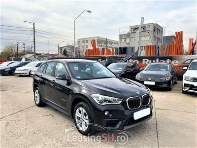 second-hand BMW X1 din 2017